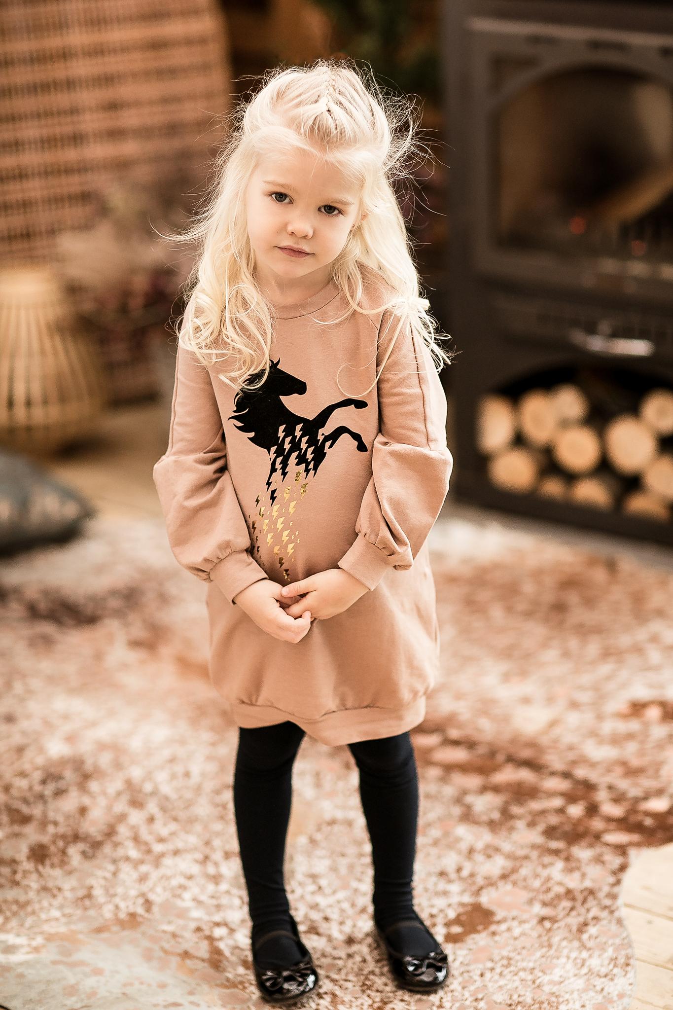 mergaitiška suknelė/ tunika