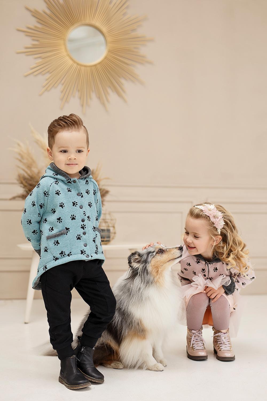 berniukiškas/mergaitiškas džemperis